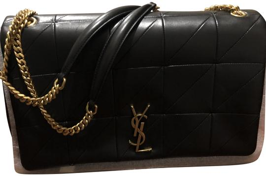 Saint Laurent New Jaime Monogram Ysl Giant Flap Chain