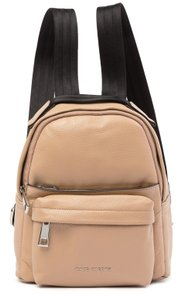 331c23430942 Marc Jacobs Varsity Pack Small Leather Shoulder Soft Pebble Leather Backpack