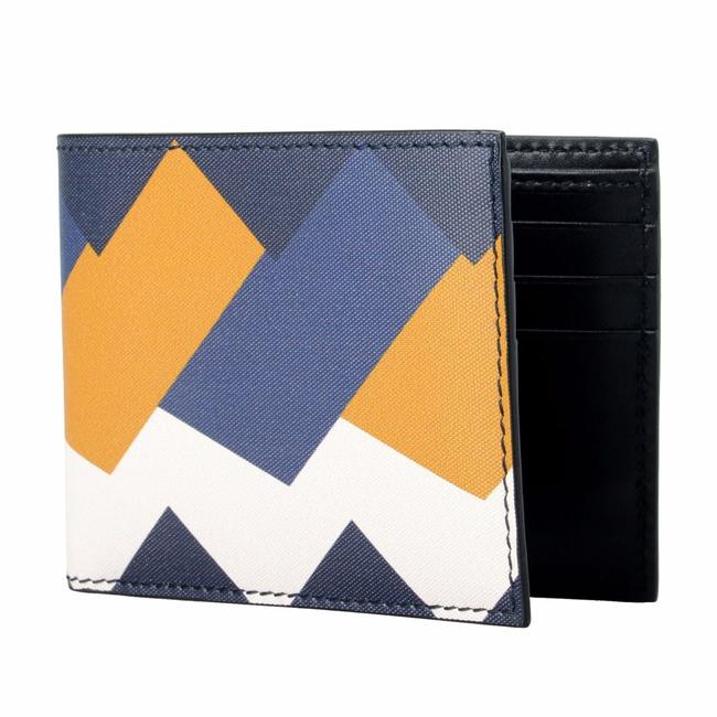 Item - Multi-color Leather Men's Bifold Wallet
