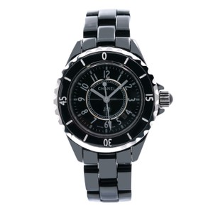 Chanel CHANEL J12 H0682 33mm Black Dial