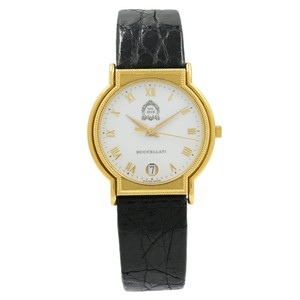 BUCCELLATI Dal 1919 Ladies Watch On Leather Strap 31mm