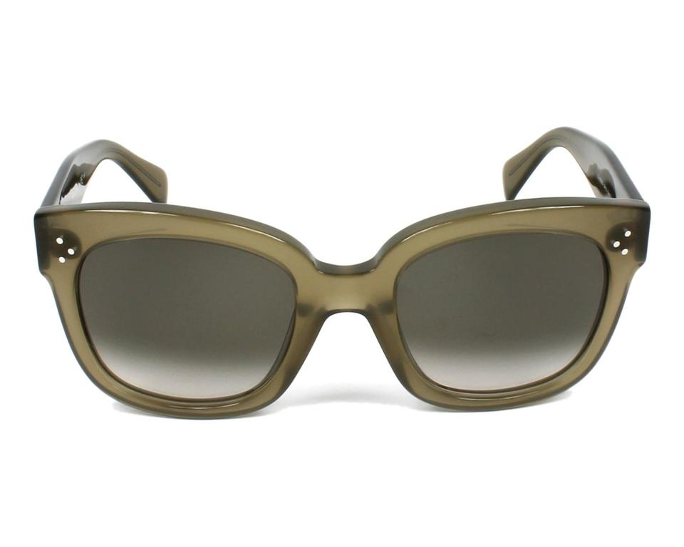 Green 54Off Sunglasses Céline New Retail Olive Cl41805s Audrey 7Y6gbfy