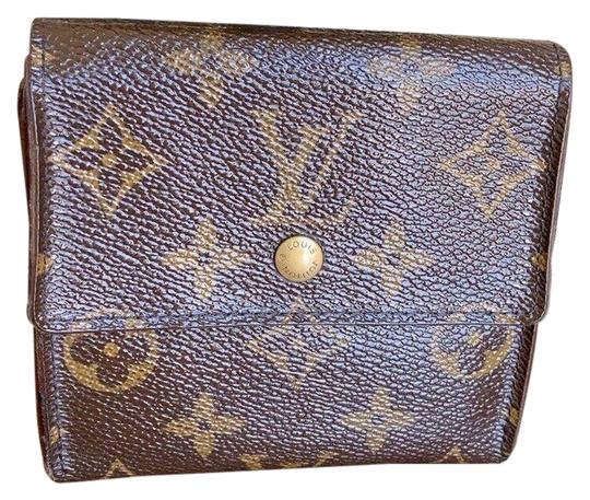 Preload https://img-static.tradesy.com/item/24986355/louis-vuitton-brown-monogram-portefeiulle-elise-trifold-th0994-wallet-0-1-540-540.jpg