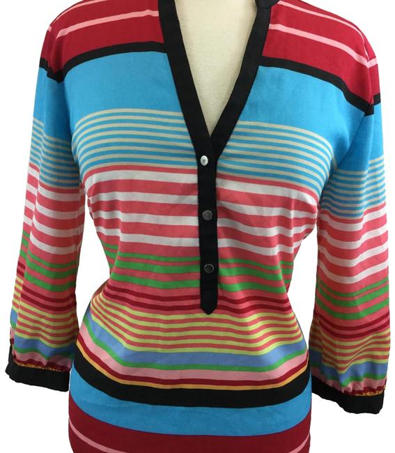 Item - Blue Red Sweater