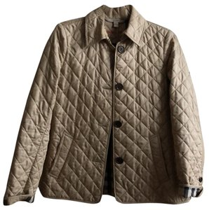 Burberry Brit light brown taupe Jacket