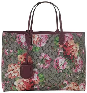 9eafce4d7e7 Gucci Blooms GG Top Handle Bag 100 Authentic 80 Off Real