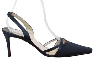 e8d26061b5fc Women s Blue Christian Louboutin Shoes - Up to 90% off at Tradesy