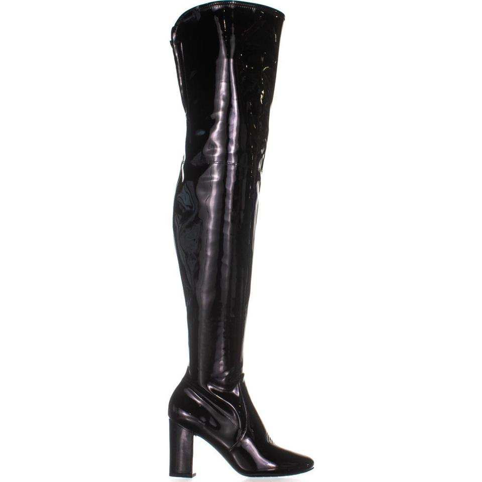 b1063af2e03 Kenneth Cole Black Angelica Over-the-knee 944   36 Eu Boots Booties ...