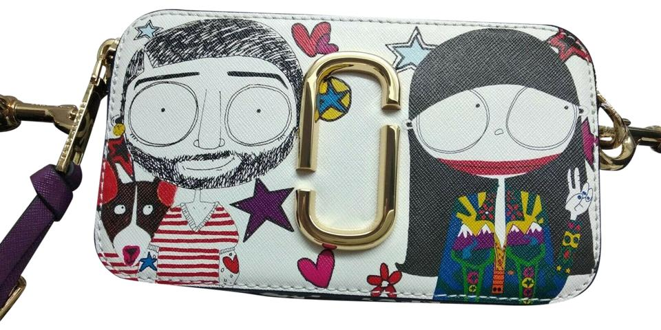 7f82367c7a759 Marc Jacobs Camera X Anna Sui Collaboration Strap Snapshot Small ...