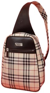 BURBERRY Fanny Pack Waist Bum Bumbag Cross Body Bag