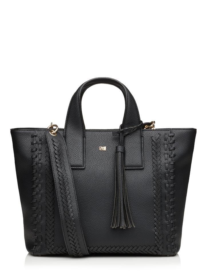 detailed look f561a b530e Roberto Cavalli By Shopping #57837 Black Class Weekend/Travel Bag 27% off  retail