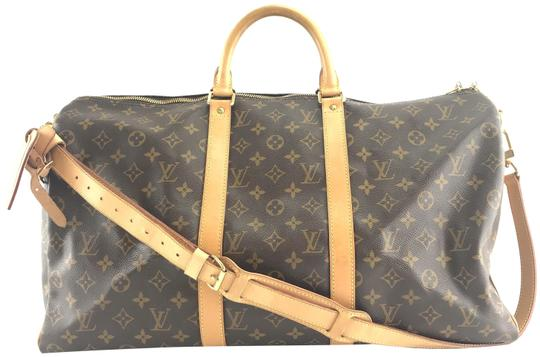 Preload https://img-static.tradesy.com/item/24991502/louis-vuitton-keepall-28181-with-strap-50-bandouliere-duffel-monogram-coated-canvas-weekendtravel-ba-0-2-540-540.jpg