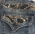 Miss Me See Photos Boot Cut Jeans Size 8 (M, 29, 30) Miss Me See Photos Boot Cut Jeans Size 8 (M, 29, 30) Image 3