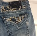 Miss Me See Photos Boot Cut Jeans Size 8 (M, 29, 30) Miss Me See Photos Boot Cut Jeans Size 8 (M, 29, 30) Image 4