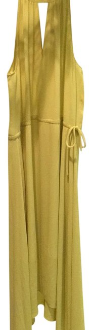 Item - Yellow Keelie Long Casual Maxi Dress Size 2 (XS)