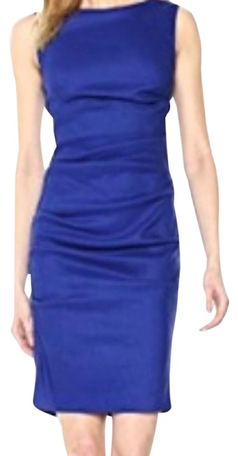Item - Periwinkle/Purple 006082 Short Night Out Dress Size 4 (S)