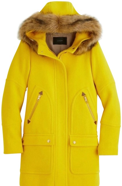 Item - Yellow Nwot Chateau Parka In Coat Size 2 (XS)