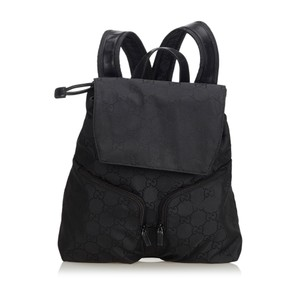 Black Gucci Backpacks - Up to 90% off at Tradesy 2600eb5c71c79