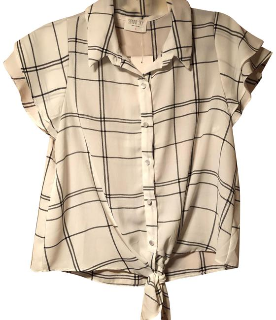 Sienna sky Unknown Blouse Size 4 (S) Sienna sky Unknown Blouse Size 4 (S) Image 1