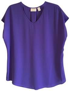 58db2a135d80a Purple Chico s Tops - Up to 70% off a Tradesy