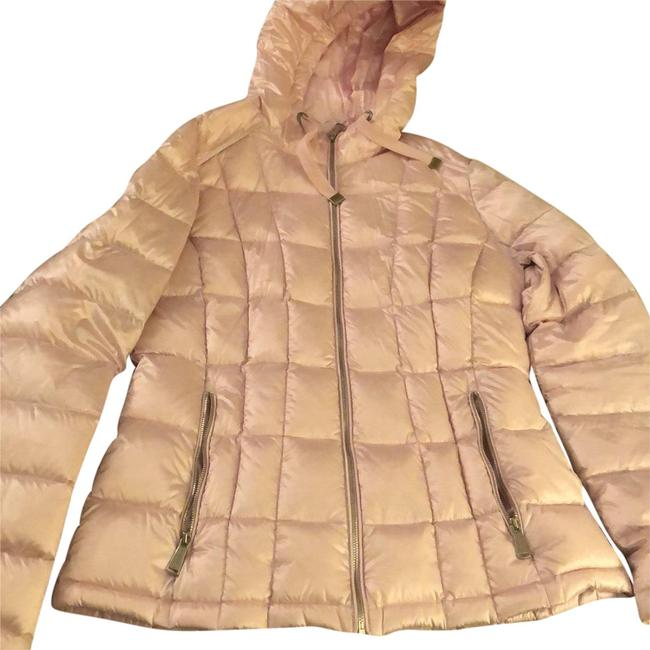 Calvin Klein Pink Packable Down Jacket Size 2 (XS) Calvin Klein Pink Packable Down Jacket Size 2 (XS) Image 1