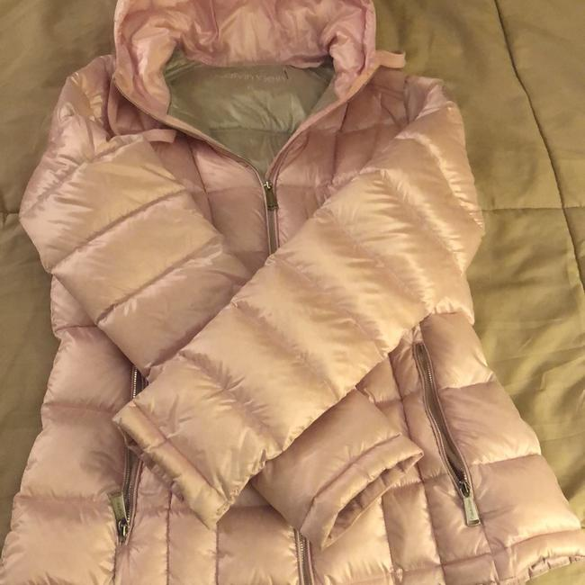 Calvin Klein Pink Packable Down Jacket Size 2 (XS) Calvin Klein Pink Packable Down Jacket Size 2 (XS) Image 4