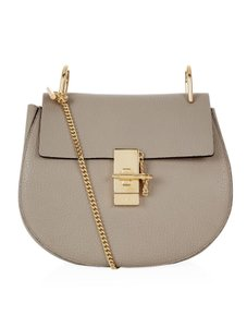 Chloé Drew Leather Small Shoulder Bag