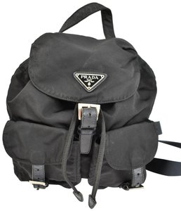 614025055597b1 Prada Backpacks on Sale - Up to 70% off at Tradesy
