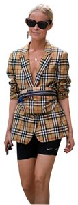 Burberry Vintage Check Jacket Multi Blazer