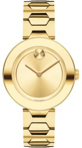 Movado Stainless Sunray Dial Midsize 3600382