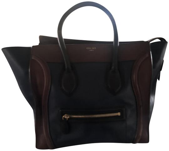Preload https://img-static.tradesy.com/item/24995291/celine-luggage-phantom-medium-tri-color-navy-brown-black-lambskin-leather-tote-0-2-540-540.jpg