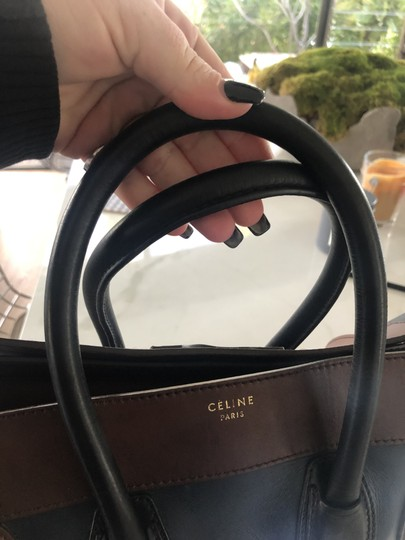 Céline Tote in Navy, Brown, Black