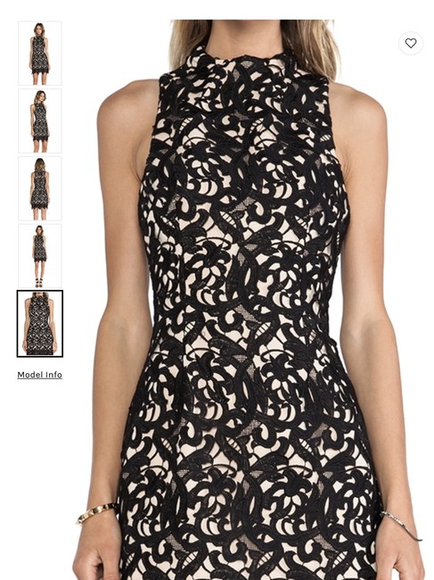 C/meo Collective Lace Dress Image 1