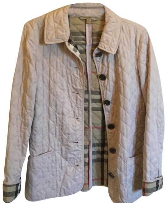 Item - Light Pink Quilted Jacket Size 4 (S)