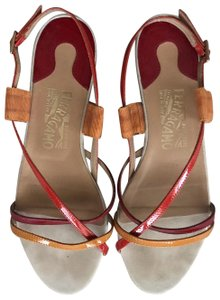 25e1286c74c9 Women s Orange Salvatore Ferragamo Shoes - Up to 90% off at Tradesy