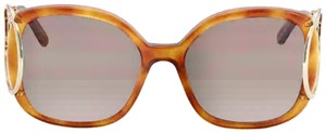 9af0071df192 Yellow Chloé Sunglasses - Up to 70% off at Tradesy