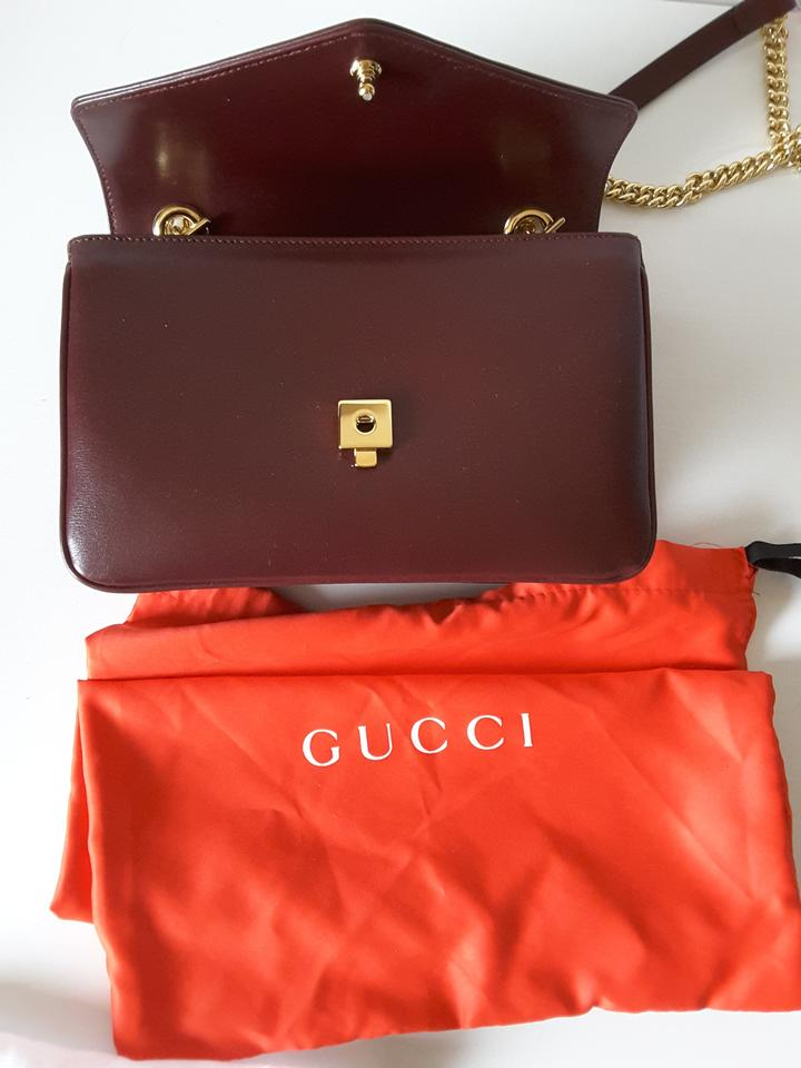 e9c5fa8074bffc Gucci Rajah Rajah Tiger Shoulder Bag Image 11. 123456789101112