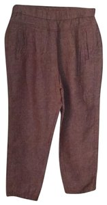 Anthropologie Relaxed Pants canyon rust