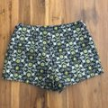 Forever 21 Black Golds Tapestry Shorts Size 4 (S, 27) Forever 21 Black Golds Tapestry Shorts Size 4 (S, 27) Image 4