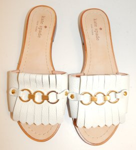 39e84fd28cdc Women s White Kate Spade Shoes - Up to 90% off at Tradesy
