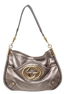 03a4485b6d3 Silver Gucci Hobo Bags - Up to 90% off at Tradesy