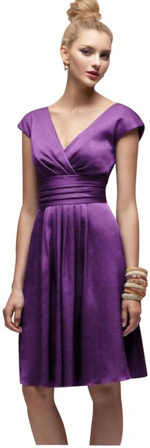 Preload https://img-static.tradesy.com/item/25001604/lela-rose-violet-purple-v-neck-new-formal-dress-size-10-m-0-1-650-650.jpg
