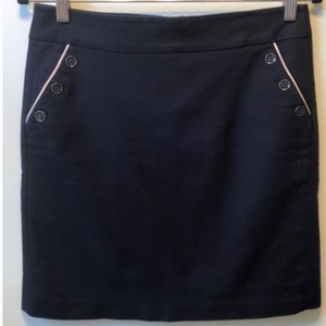 Darjoni Mini Skirt Navy