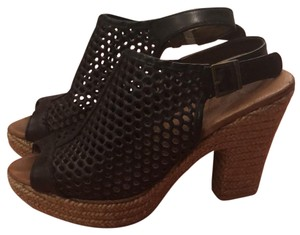 Eric Michael black Platforms