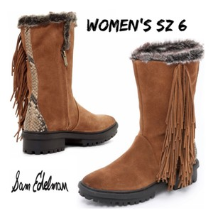 2a172da44c690 Sam Edelman Boots   Booties - Up to 90% off at Tradesy