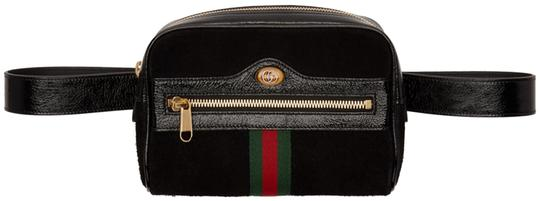 Preload https://img-static.tradesy.com/item/25004635/gucci-ophidia-gg-suedeleather-belt-bag-size-85-34-black-canvasleather-wristlet-0-1-540-540.jpg