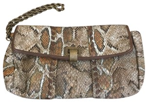 Jessica Simpson Wristlet in brown