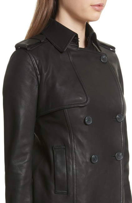 Vince Leather Jacket Image 1
