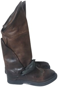 A.S. 98 Brown Boots
