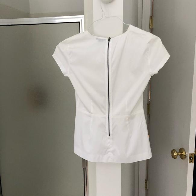 Theory Top white Image 1